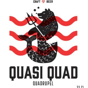 Quasi Quad - Quadrupel