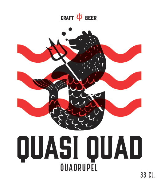 Quasi Quad - Quadrupel