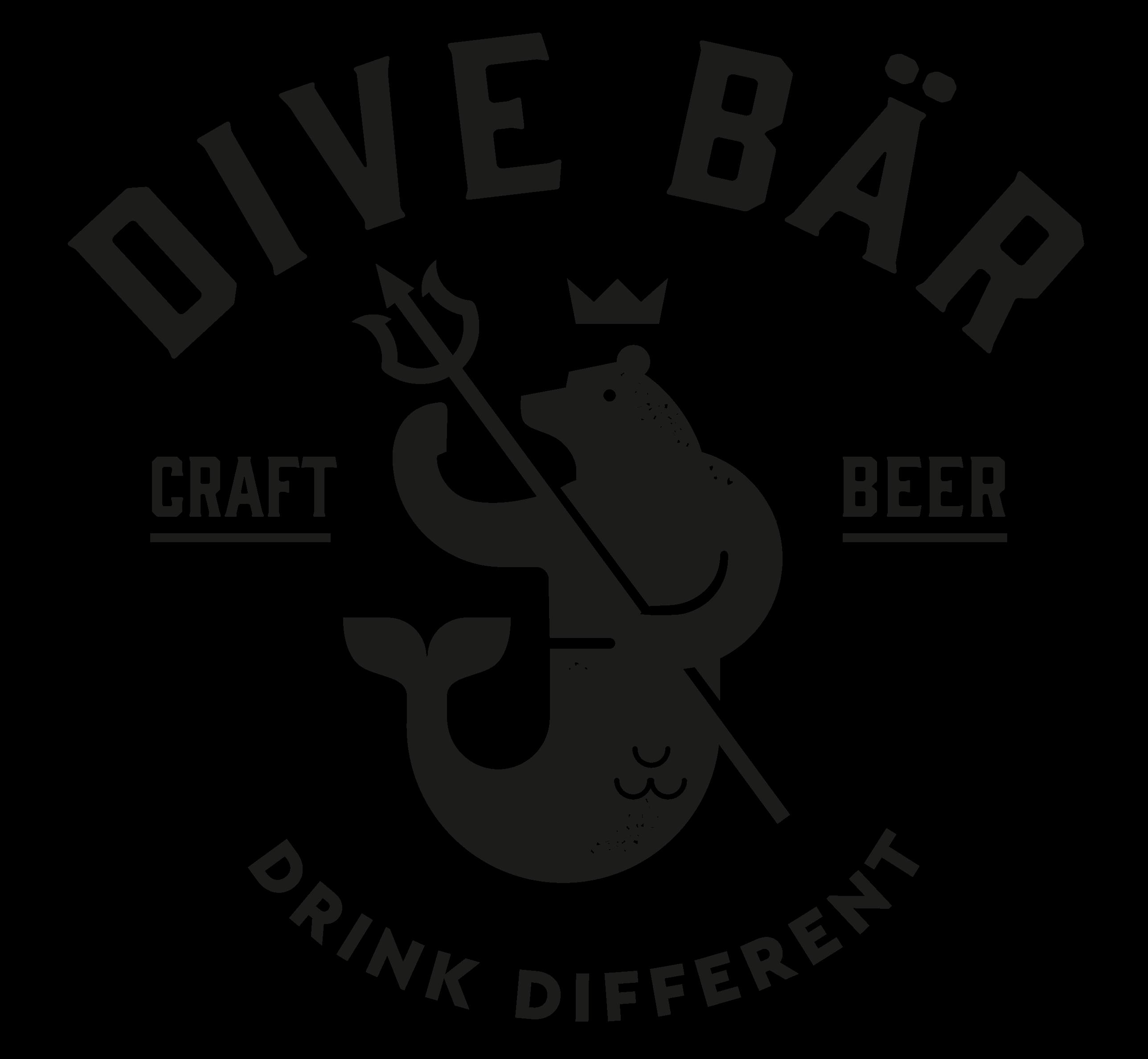Bières artisanales * Dive Bär * Craft Brewery